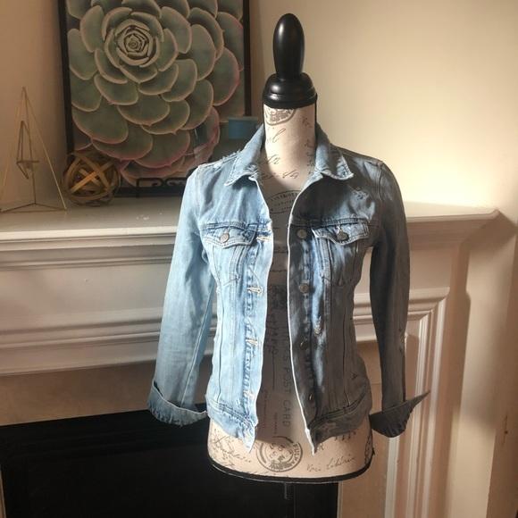Old Navy Jackets & Blazers - Light Wash Denim Jacket